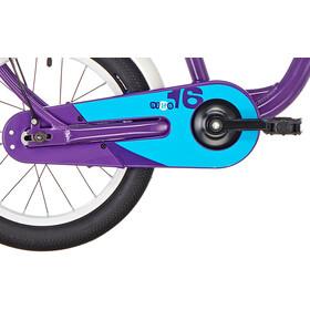 s'cool niXe 16 alloy Kinder violet/blue